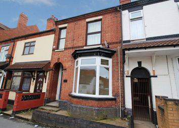 Thumbnail 2 bed flat to rent in Edward Street, Nuneaton