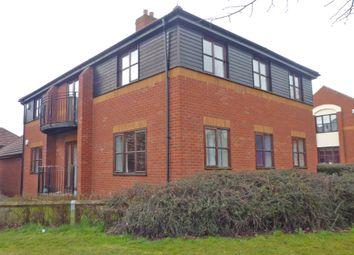 Thumbnail 2 bed flat to rent in Winstanley Lane, Milton Keynes