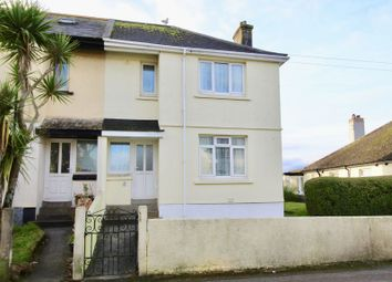 Thumbnail 3 bed end terrace house for sale in Glasney Road, Falmouth