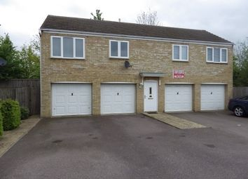 Thumbnail 2 bed detached house to rent in Howell Drive, Sapley, Huntingdon