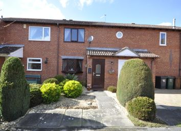 Thumbnail 2 bed terraced house for sale in Padstow Close, Stenson Fields, Derby