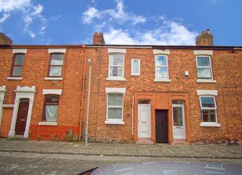 Thumbnail 3 bed terraced house to rent in Elliott Street, Preston