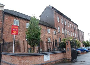 Thumbnail 1 bed flat to rent in Horninglow Street, Burton Upon Trent, Burton Upon Trent, Staffordshire