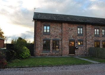 Thumbnail 3 bed barn conversion to rent in Threapwood, Malpas, Cheshire