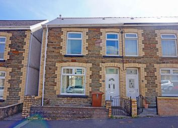 Thumbnail 3 bed terraced house for sale in Woodland Place, Gilfach, Bargoed
