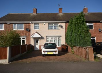 Thumbnail 3 bed terraced house for sale in Bridgnorth Drive, Clifton, Nottingham