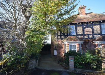 Thumbnail 3 bed semi-detached house for sale in Nettlestone Hill, Seaview