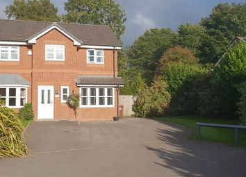 Thumbnail 4 bed detached house for sale in Duxbury Gardens, Chorley