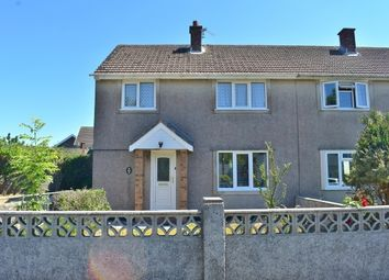 Thumbnail 3 bed end terrace house to rent in Heol Penlan, Stop And Call, Goodwick