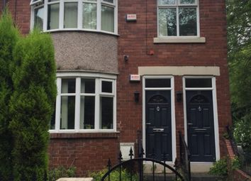 Thumbnail 3 bed flat to rent in Craghall Dene, Jesmond