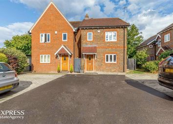 Thumbnail 4 bed detached house for sale in Marley Close, Botley, Oxford