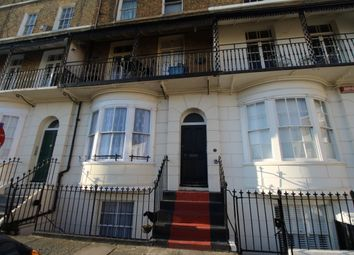 Thumbnail 1 bedroom flat to rent in Spencer Square, Ramsgate