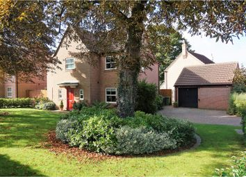 Thumbnail 4 bed detached house for sale in Burton Cliffe, Lincoln