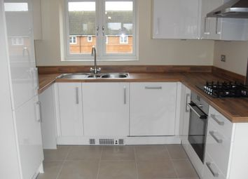 Thumbnail 1 bed flat to rent in Holywell Way, Staines