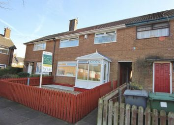 Thumbnail 3 bed terraced house for sale in Big Meadow Road, Woodchurch, Wirral