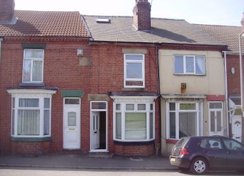 Thumbnail 3 bed terraced house to rent in Lower Dolcliffe Road, Mexborough