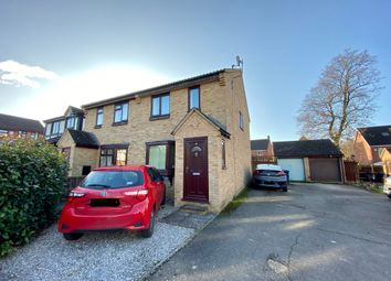 Thumbnail 3 bed semi-detached house for sale in Muriel Close, Papworth Everard, Cambridge