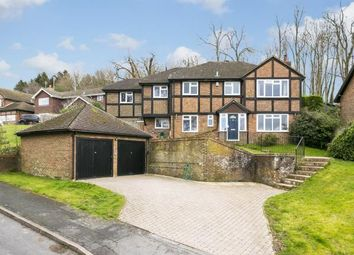 Thumbnail 5 bed detached house for sale in St Marys Garth, Buxted, Uckfield, East Sussex