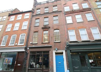 Thumbnail 1 bed flat to rent in 57 Greek Street, Soho, London