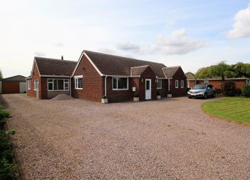 Thumbnail 3 bed detached bungalow for sale in Stockwell Gate, Whaplode, Spalding, Lincolnshire