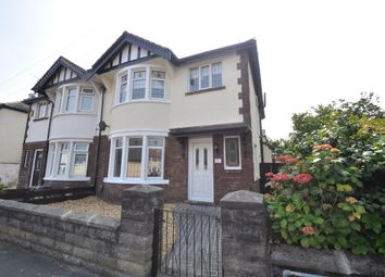 Thumbnail 4 bed semi-detached house to rent in Rugby Road, Wallasey