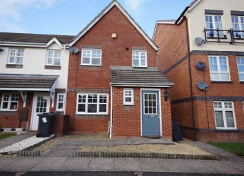 Thumbnail 3 bed terraced house for sale in Westwood Drive, Rubery Great Park