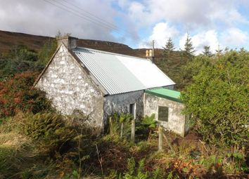 Thumbnail 1 bed detached house for sale in Braes, By Portree, Isle Of Skye