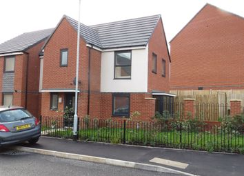 Thumbnail 3 bedroom semi-detached house for sale in Turnstone Road, Walsall