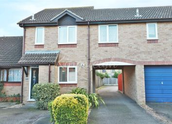 Thumbnail 2 bed terraced house for sale in Albrighton Croft, Highwoods, Colchester, Essex