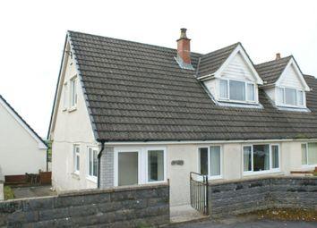 4 bed semi-detached house for sale in Croeslan, Llandysul SA44