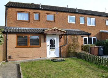 Thumbnail 3 bed end terrace house for sale in Eagle Court, Hertford