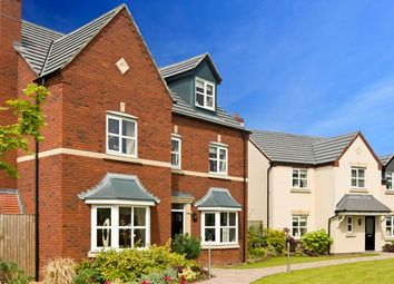 Thumbnail 5 bed detached house for sale in The Stratford A, Waterside Village, Lowfield Lane, St Helens