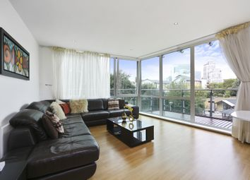 Thumbnail 2 bed flat to rent in Halcyon Wharf, Wapping High Street, London