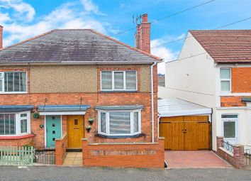 Thumbnail 3 bed semi-detached house for sale in Balfour Street, Kettering
