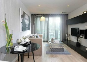Thumbnail 3 bed flat for sale in Saffron Tower, Croydon, London