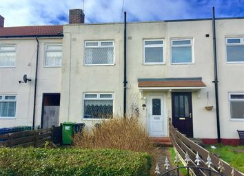 Thumbnail 3 bed terraced house for sale in Gloucester Place, South Shields