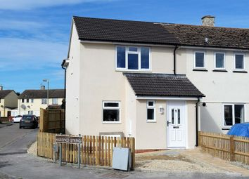 Thumbnail 2 bed end terrace house for sale in Queensway, Didcot