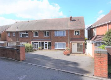 Thumbnail 3 bed semi-detached house for sale in Hermit Street, Dudley