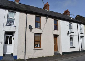 Thumbnail 3 bed terraced house for sale in Lewis Street, Pontwelly, Llandysul