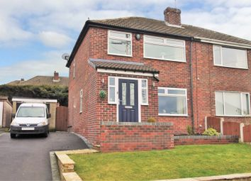 Thumbnail 3 bed semi-detached house for sale in Park View Road, Kimberworth, Rotherham