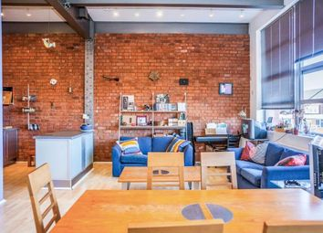 Thumbnail 1 bed flat for sale in New Hampton Lofts, 99 Branston Street, Birmingham, West Midlands