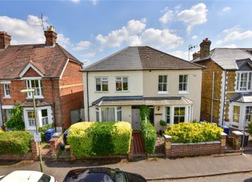 Thumbnail 3 bed semi-detached house for sale in 9 Alfred Road, Farnham, Surrey