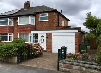 Thumbnail 3 bed semi-detached house to rent in Woking Road, Cheadle Hulme