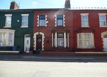 Thumbnail 3 bed terraced house for sale in Wylva Road, Anfield, Liverpool, Merseyside