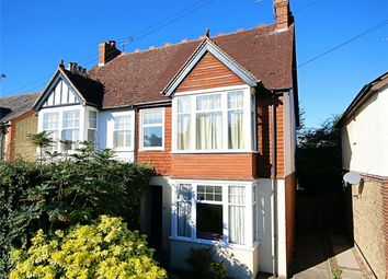 Thumbnail 4 bed semi-detached house for sale in Sayesbury Road, Sawbridgeworth, Hertfordshire