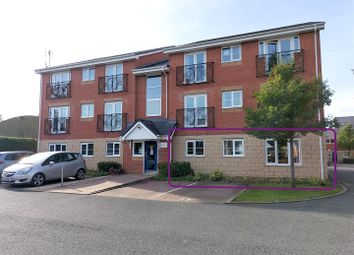 Thumbnail 2 bed flat for sale in Feathers Court, Macarthur Way, Stourport-On-Severn