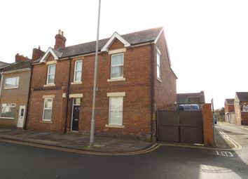 Thumbnail 4 bedroom terraced house for sale in Aged Miners Cottages, Back High Market, Ashington