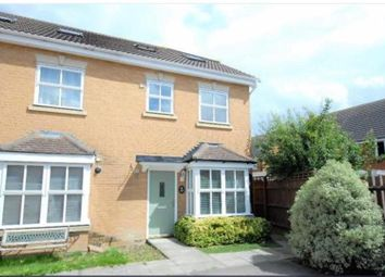 Thumbnail 4 bed end terrace house for sale in Palace Close, Cippenham, Slough