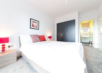 2 bed flat for sale in Bridgewater House, City Island, Wharfside Road E14