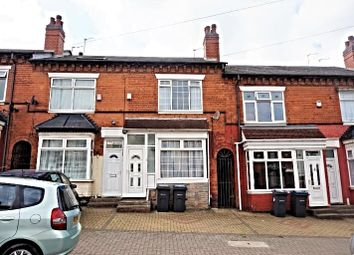 Thumbnail 3 bed terraced house for sale in Fourth Avenue, Birmingham